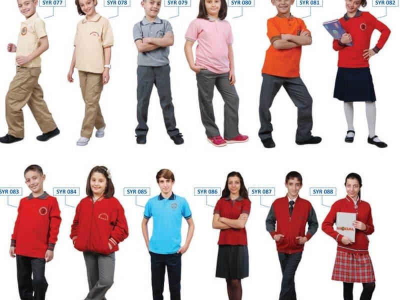Okul Kıyafeti Modelleri Çeşitliliği