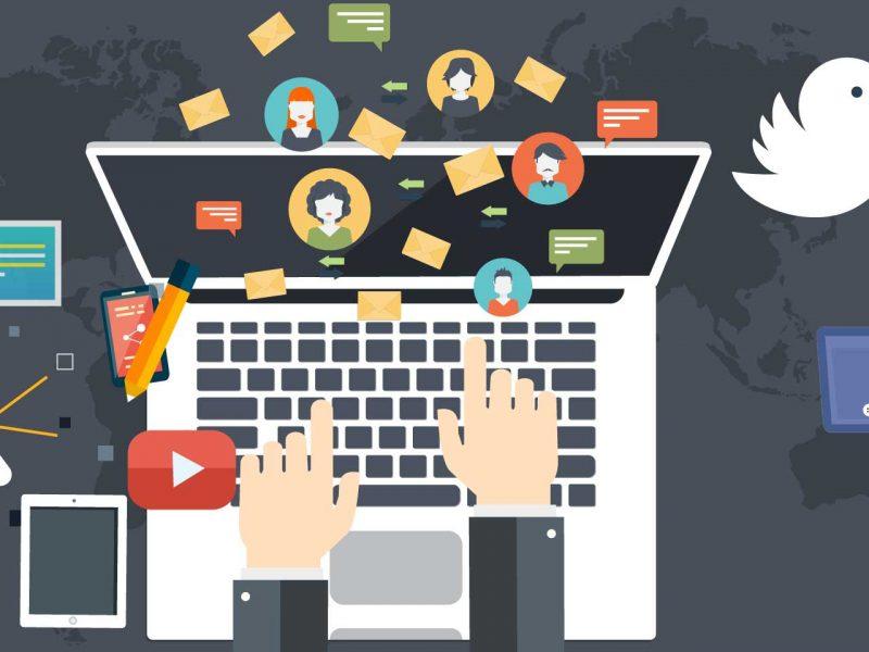 Sosyal Medya Hesabı Yönetimi ve El İlanı Tasarımı Yaptırma Gibi Hizmetler Sunan Platformlar