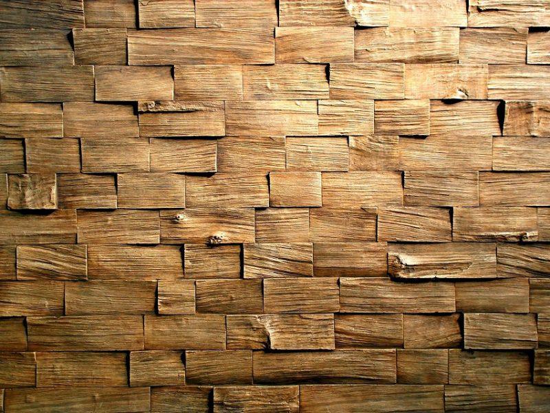 Ahşap Görünümlü Duvar Panelleri